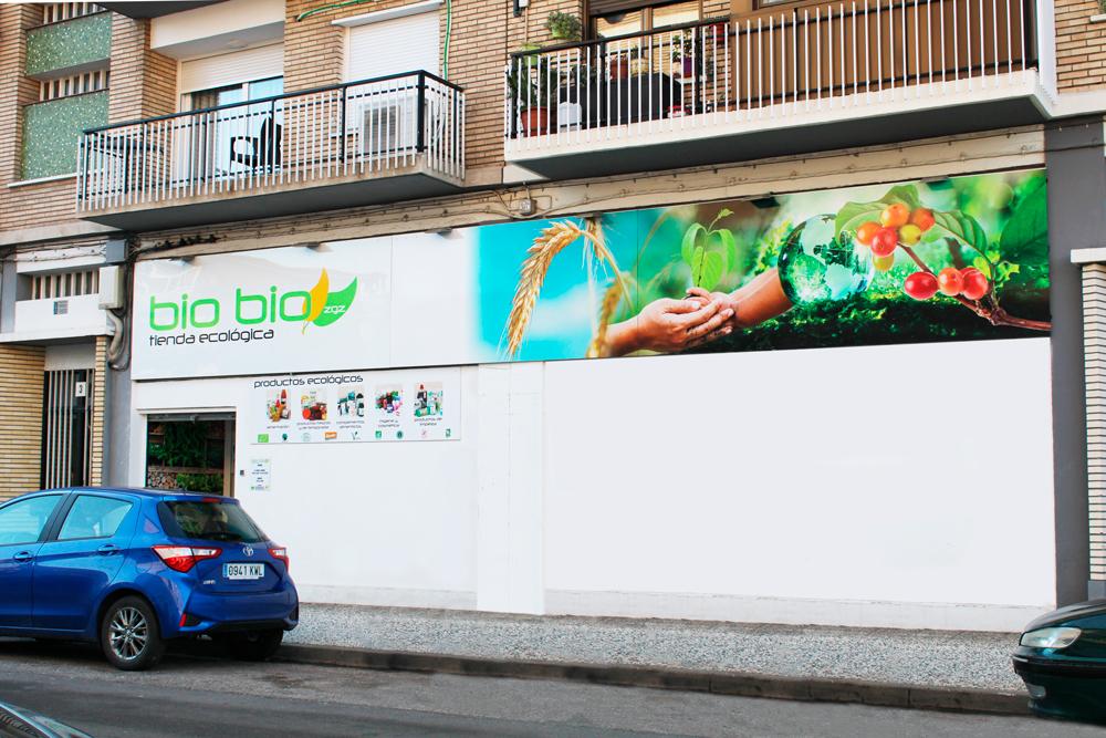 tienda biobio zaragoza