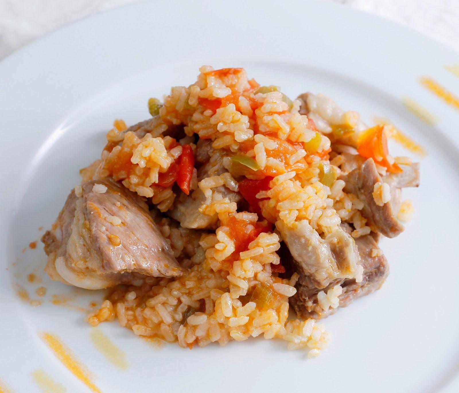 arroz con cerdo y cerveza recetas ecologicas tienda zaragoza
