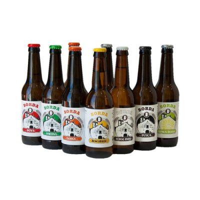 cervezas borda ecologicas