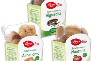 galletas artesanas el granero integral bio