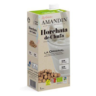 horchata chufa amandin
